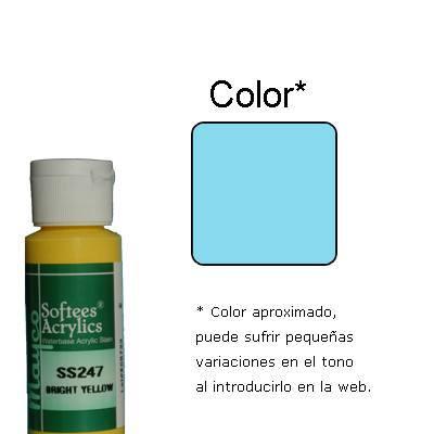 Pt0069 - Acrylfarbe himmelblau