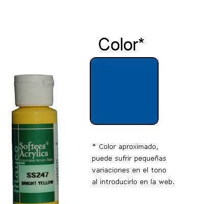 Pt0073 - Pittura acrilica blu carico