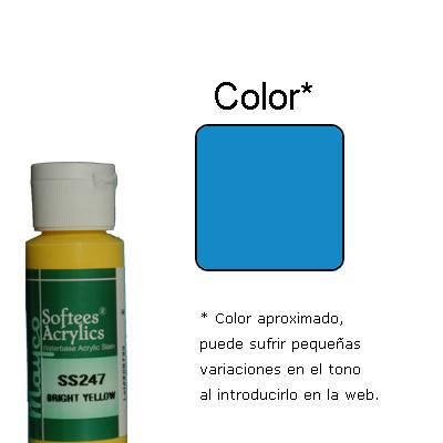 Pt0077 - Pintura acrílica azul Wedgewood