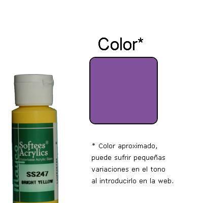 Pt0079 - Pintura acrilica violeta