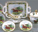 Re13868 - Set Tureen Decorated