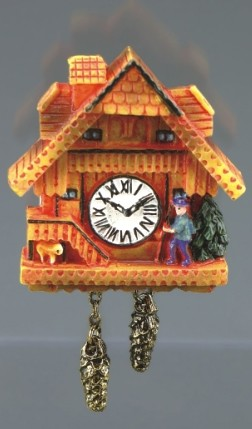 Re14015 - Reloj de cuco
