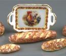 Re17878 - Bandeja con panes