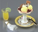 Re18078 - Coppa di gelato con succo di frutta