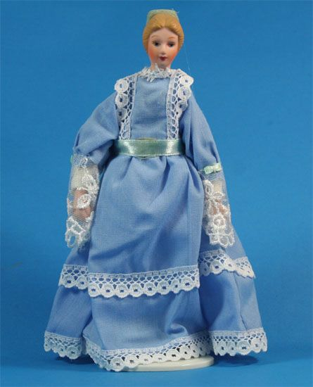 Sl1111 - Sirvienta azul