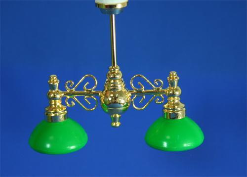 Sl3989 - Lampara de mesa de billar
