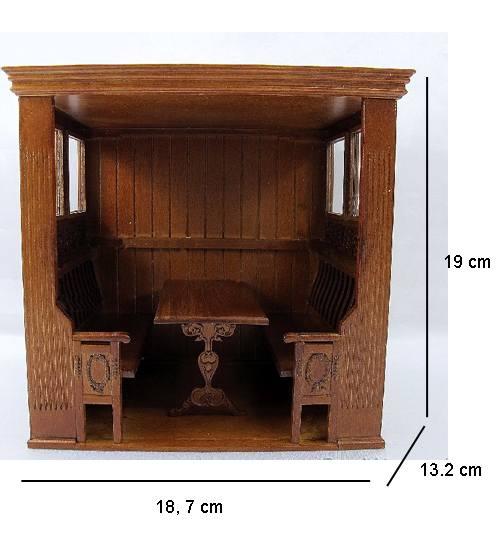 Sl5198 - Escena mesa restaurante