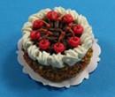 Sm0009 - Tarta de chocolate con cerezas