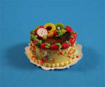 Sm0062 - Tarta de frutas
