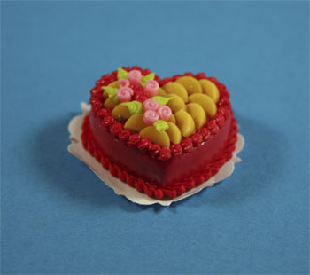Sm0135 - Strawberry Tart Heart
