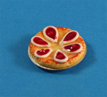 Sm0915 - Tartaleta con mermelada