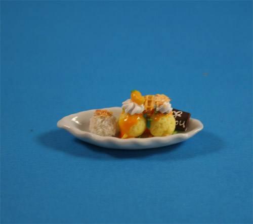 Sm1203 - Tres bolas de helado