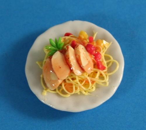 Sm3009 - Plato de espaguetis