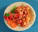 Sm3025 - Plato de carne con salsa