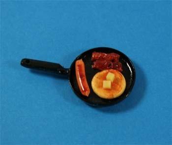Sm3305 - Sartén con desayuno