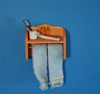 Tc0605 - Estantería con toallas