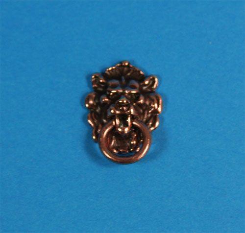 Tc0714 - Aldaba leon cobre