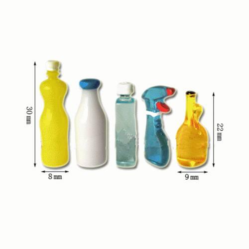 Tc0945 - Cinq produits ménager