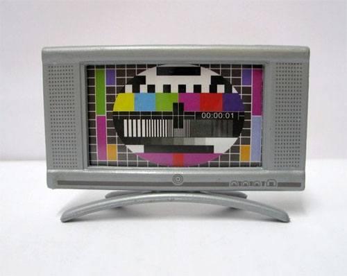 Tc0968 - Televisión plana