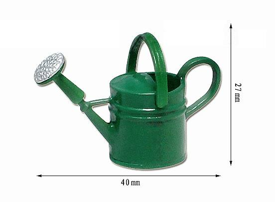 Tc1555 - Green Watering Can