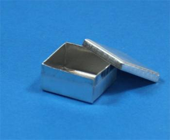Tc0986 - Caja de lata