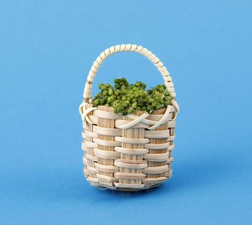 Tc1054 - Cesta uvas verdes