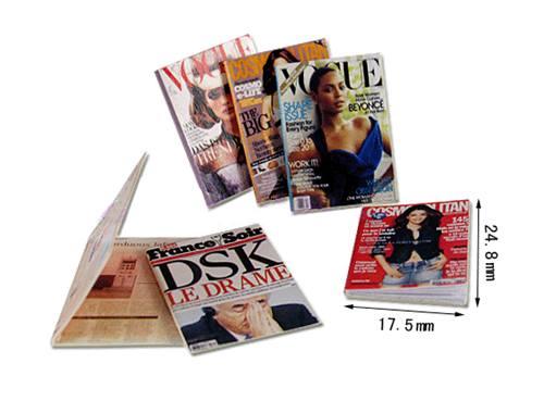 Tc1120 - Seis revistas