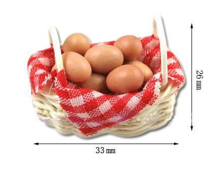 Tc1131 - Cesta de huevos