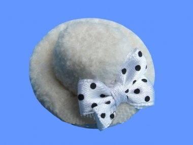Tc1202 - Sombrero con lazo