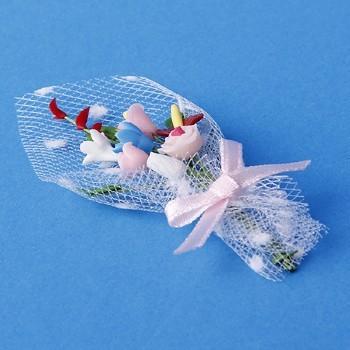 Tc1290 - Bouquet de fleurs