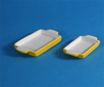 Tc1304 - Deux torréfacteur jaunes