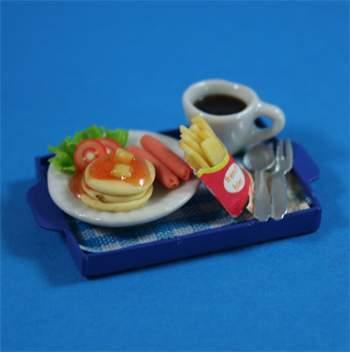 Tc1308 - Plateau petit déjeuner