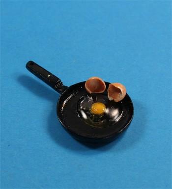 Sm3306 - Padella con uovo