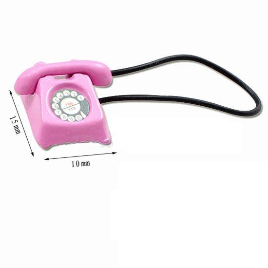 Tc1335 - Teléfono rosa