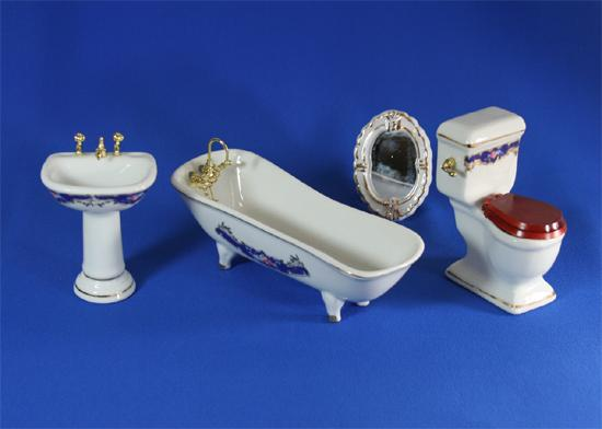Tc5061 - Aseo Royal de 4 piezas