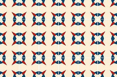 Wm34110 - Azulejos de suelo