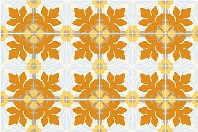 Wm34118 - Azulejos de suelo