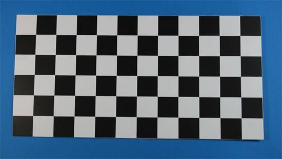 Wm34125 - Azulejos de cuadros negros y blancos