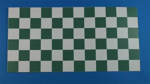 Wm34128 - Azulejos de cuadros verdes y blancos