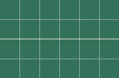 Wm34155 - Azulejos lisos verde