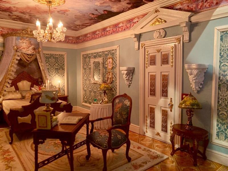 Casa di Stapleford Camera da letto